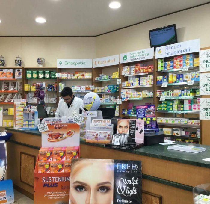 Farmacia Pompili - Interno